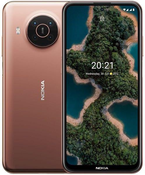 Nokia X20 5G Dual Sim TA-1341 128GB Midnight Sun (8GB RAM)