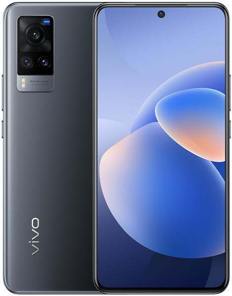 Vivo X60 5G Dual Sim 128GB Black (8GB RAM)