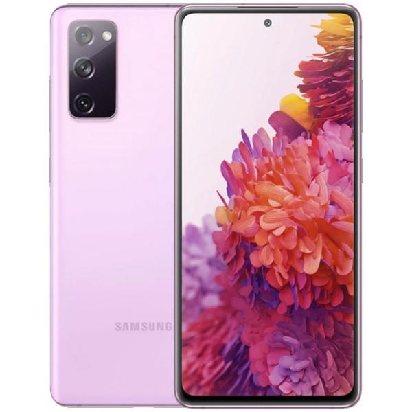 Samsung Galaxy S20 FE 5G Dual Sim G7810 128GB Lavender (8GB RAM) + FREE Samsung Wireless Battery Pack 10,000mAh