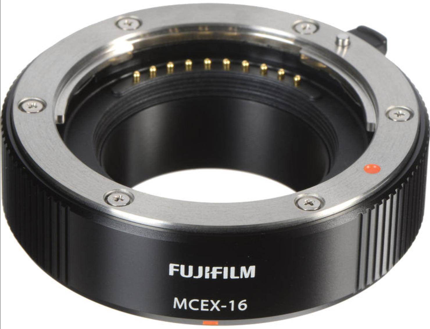 Fujifilm MCEX-16 16mm Extension Tube