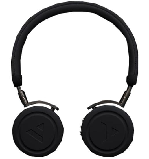 Vain Sthlm Commute Wireless Headphone Pitch Black