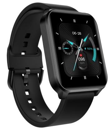 Lenovo S2 Pro Smart Watch Black