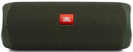 JBL Flip 5 Bluetooth Speaker Green