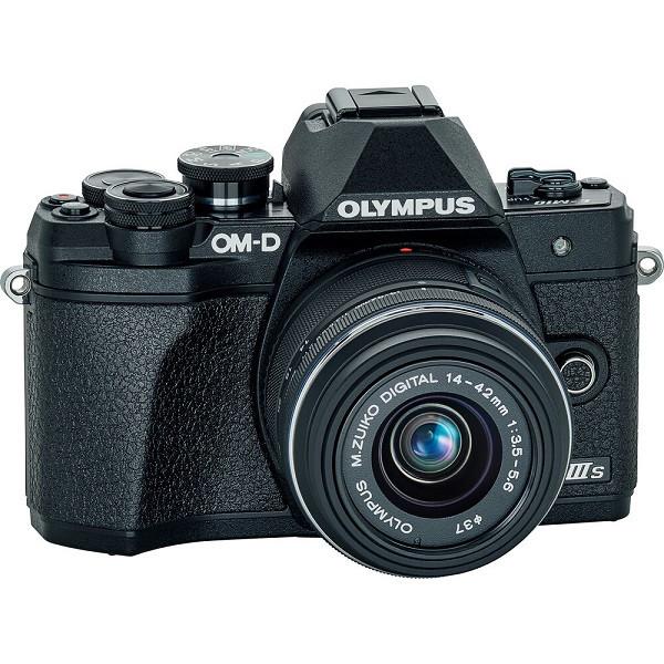 Olympus OM-D E-M10 MK 3S (14-42 EZ) Black