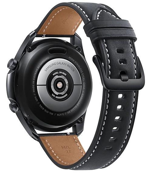 Samsung Galaxy Watch 3 Bluetooth R840 45mm Black