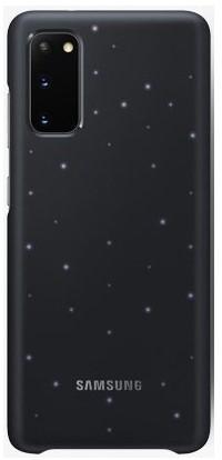 Samsung Galaxy S20 Dual Sim G980FD 128GB Grey (8GB RAM) + FREE Samsung Galaxy Clear View/LED Back Phone Cover (Black)